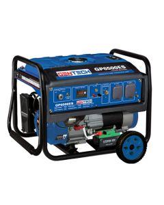 Gentech GP6500ES 5.5KVA Electric Start Petrol Generator