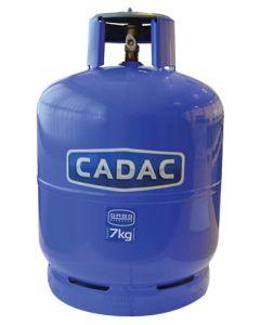 CADAC 84-0003 GAS CYLINDER #15 S-TYPE 7KG CADAC (EMPTY)