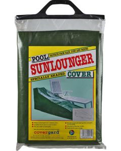 COVERGARD CCL1608 BUDGET SUNLOUNGER COVER