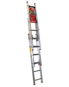 CASTER&LADDER ATC306 COMPACT EXTENSION LADDER 1.8 - 5.8M