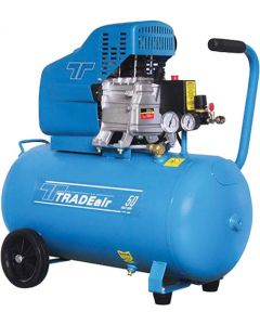 TRADEAIR COMPRESSOR DIRECT DRIVE 2HP 50L