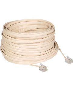 ELLIES BPTML20 20M MALE TO MALE TELEPHONE CABLE