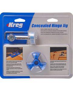 KREG KHI-HINGE-INT CONCEALED HINGE JIG