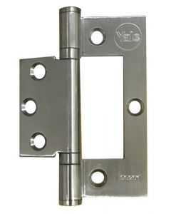 YALE YDYFH103SS STAINLESS STEEL SATIN SILVER FLASH HINGE