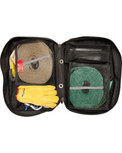 SECURETECH 8-TON SNATCH & PULL RECOVERY KIT