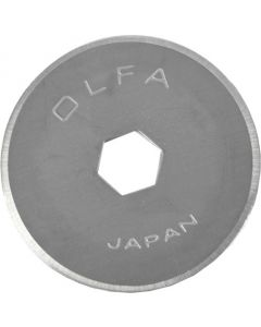 OLFA BLA RB182 BLADES ROTARY RB18-2 PACK OF 2 18MM