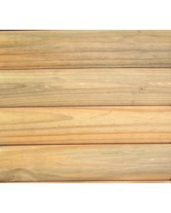 CLADDING HALF LOG PINE CCA TREATED 94X26MM 3.0M