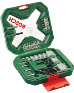 BOSCH 34-PIECE X-LINE CLASSIC DRILL BIT AND SCREWDRIVER BIT SET