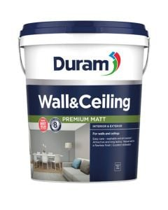 DURAM WALL AND CEILING