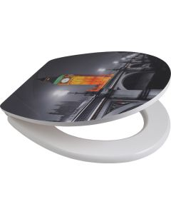 SUPERSEATS GTS49412 BIG BEN TOILET SEAT