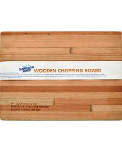 CUTTING BOARD WOOD CHAMBERLAIN