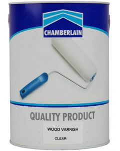 CHAMBERLAIN VARNISH CLEAR 5L