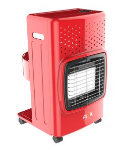 ALVA GH320 PORTABLE RED GAS HEATER