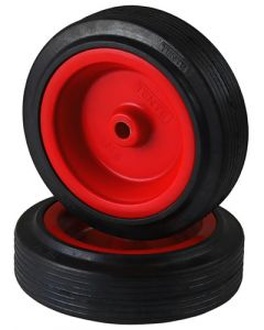 KEDLA NO31 RUBBER WHEEL 150MM