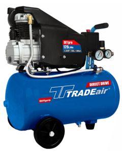 TRADE AIR MCFRC116 HOBBY 50L 1.5HP COMPRESSOR