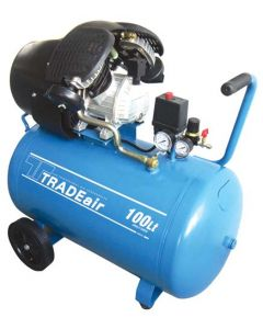 TRADEAIR MCFRC113 COMPRESSOR 2.5HP V-TWIN 100L