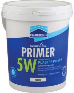 CHAMBERLAIN PLASTER PRIMER 5 20L