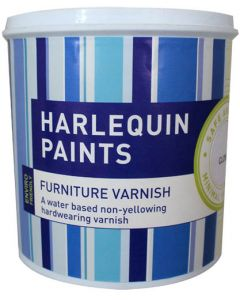 HARLEQUINS VARNISH FURNITURE GLOSS 1L