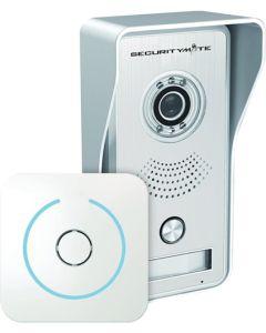 SECURITYMATE SMWIFIVDP WIFI VIDEO DOOR PHONE CAMERA