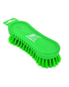 ACADEMY GREEN CHUBBY SCRUB BRUSH