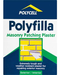 POLYCELL POLYFILLA MASONARY PATCHING PLASTER 500G
