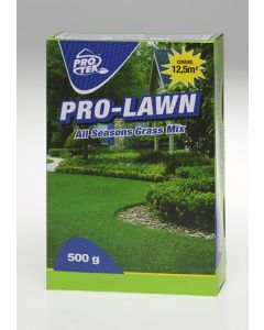 PROTEK PROLA0500 PRO-LAWN ALL SEASON GRASS MIX 500G