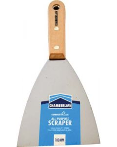 CHAMBERLAIN PAINT SCRAPER 100MM