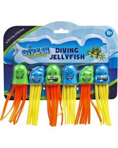 MAJORS FOR MINORS WT-37 DIVING JELLYFISH TOY