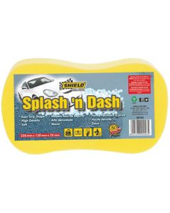 SHIELD SH192 SPLASH 'N DASH AUTO SPONGE'