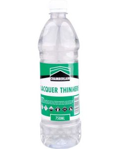 CHMABERLAIN LACQUER THINNERS 750ML
