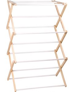 HOUSE OF YORK CLOTHES HORSE DELUXE RACK 765MM