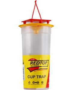 RED TOP HUSQFI0301 CAP FLY TRAP