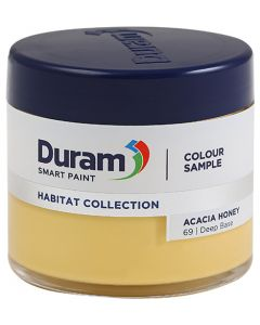 DURAM HABITAT COLLECTION SMART PAINT 90ML (ACACIA HONEY)