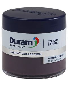 DURAM HABITAT COLLECTION SMART PAINT 90ML ( MIDNIGHT BEAUTY)