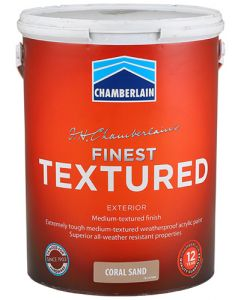 CHAMBER ACRYLIC FINEST TEXTURED CORAL SAND 5L