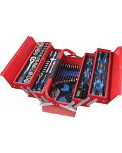AMCO AMCO-MT81 81 PIECE MECHANICAL TOOLBOX