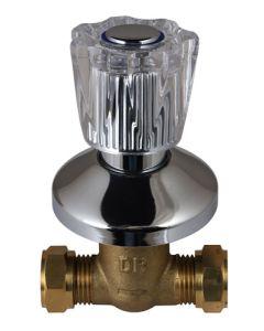 Aries 99028C Under Tile Stop-Tap  15mm - Each