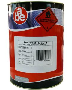 ABE BITUSEAL LIQUID BLACK 5L
