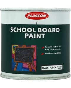 PLASCON SCHOOL BOARD PAINT 500ML