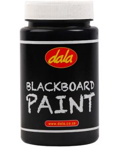 DALA BLACKBOARD PAINT BLACK 250ML