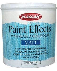 PLASCON PAINT EFFECTS GLAZECOAT MATT 1L
