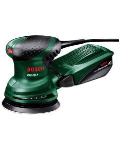 BOSCH 0603378000 RANDOM ORBIT SANDER 220W