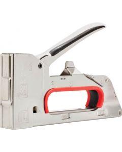 STAPLE GUN TACKER CLAMSHELL TOUCH & FEEL EG1050