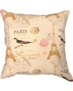 GREY GARDENS PARIS SCATTER CUSHION