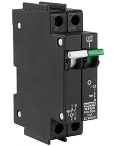 CBI QAL21360BP CIRCUIT BREAKER 1 POLE +N 60A QA-N-2(13)-60