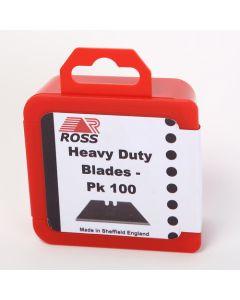 ROSS F4031 HEAVY DUTY BLADE BULK BOX 100