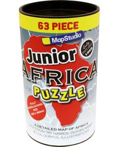 JUNIOR AFRICA JIGSAW PUZZLE 2ND EDITION