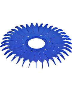 36 FIN PEARL BLUE POOL DISC CLEANER