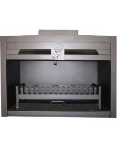 Avalon 700 BIFP Built In Fireplace including Boxgrate, Ashpan and Damper