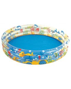 BESTWAY 51005 DEEP DIVE 3 RING POOL